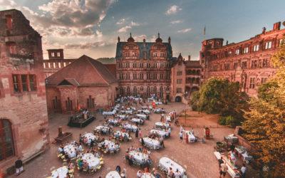 Sommer Open Air im Heidelberger Schloss